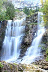 Cascades du Guiers Vif en Chartreuse